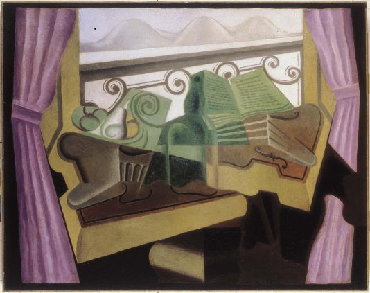 Las tres obras de Juan Gris